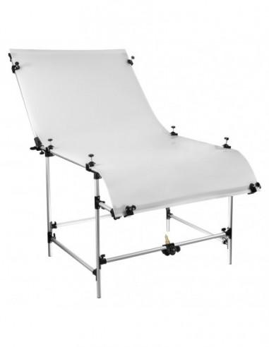GlareOne Stół bezcieniowy 100x200 cm