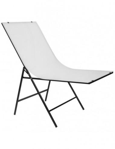 GlareOne Stół bezcieniowy 60x100 cm,...