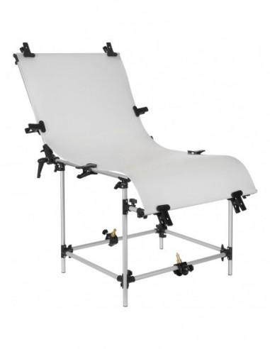 GlareOne Stół bezcieniowy 60x130 cm