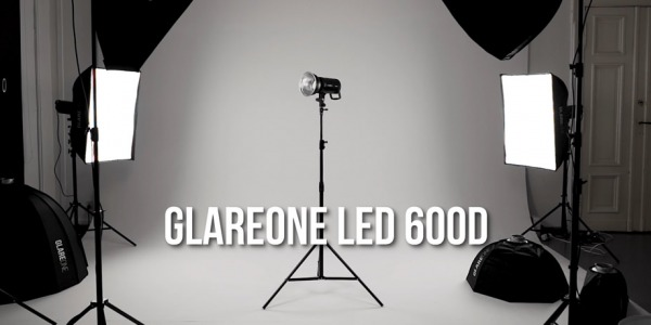 GlareOne TV - Lampa Led 600D